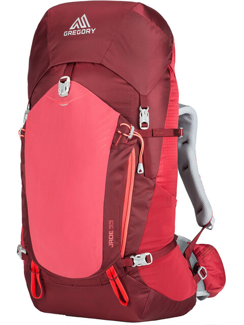 Gregory Jade 33 Backpack Women ruby red
